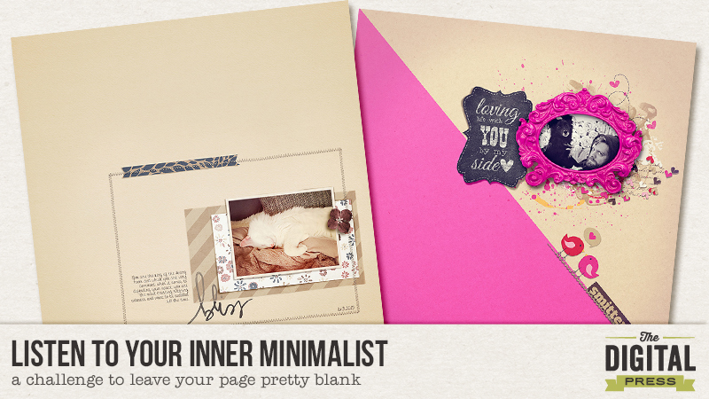Listen to your Inner Minimalist