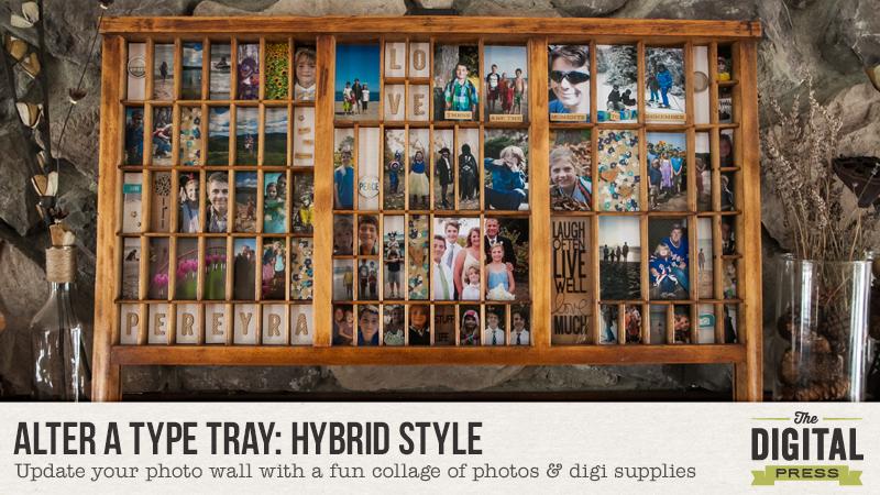 Hybrid Type Tray