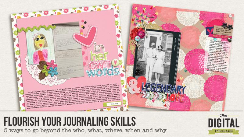 Flourish Your Journaling Skills