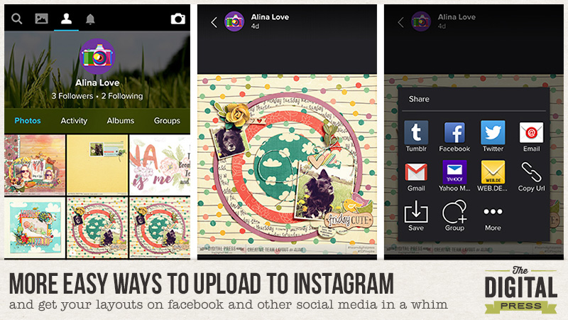 More Easy Ways to Upload to Instagram