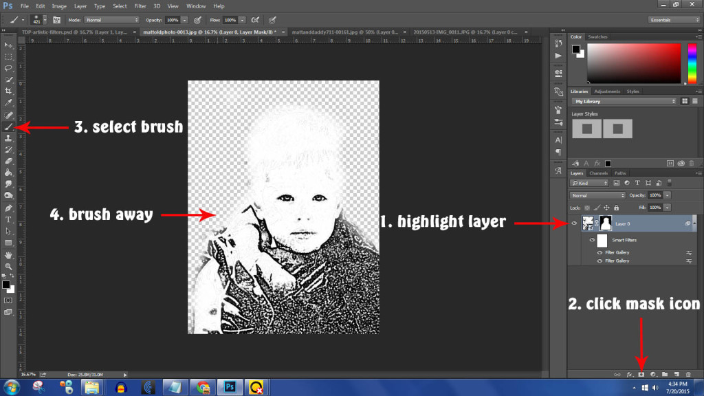 Tutorial- Get Artsy with the Filter Gallery in Photoshop   The Digital Press