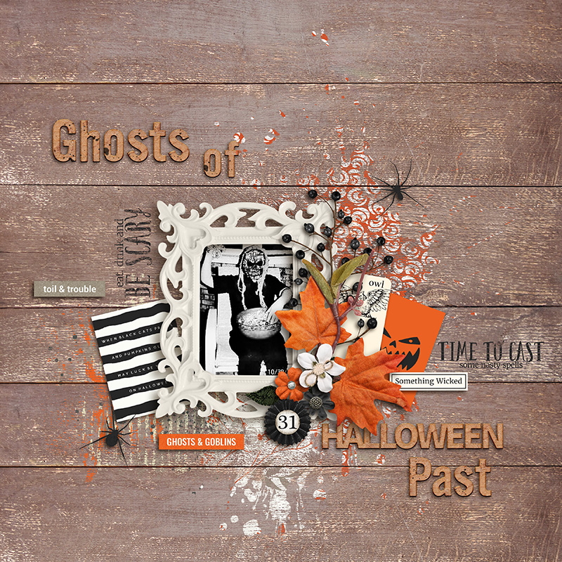 Created with Fright | Bundle by Sahin Designs