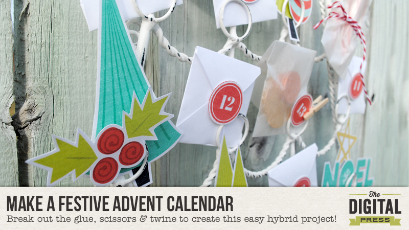 Make a Festive Advent Calendar
