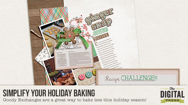 Simplify your holiday baking