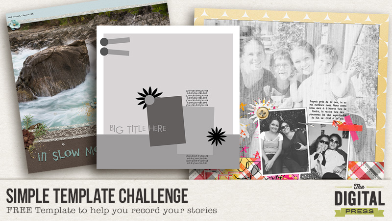 TDP simple template challenge
