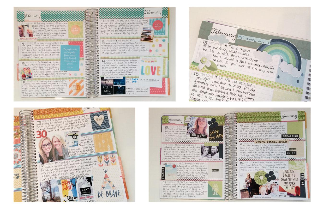 collage planner