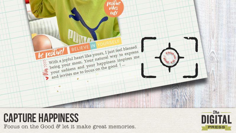 Capture Happiness