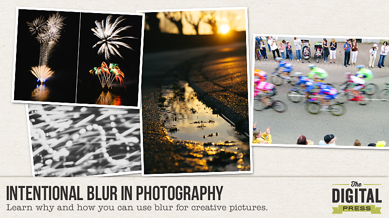 Tutorial Tuesday | Intentional Blur in Photography