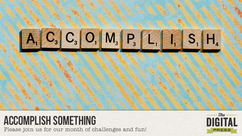 Accomplish Something