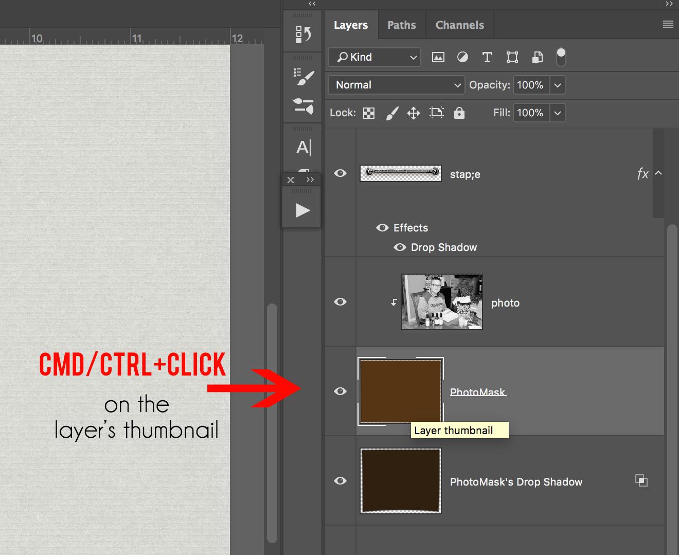 CMD-CTRL Click